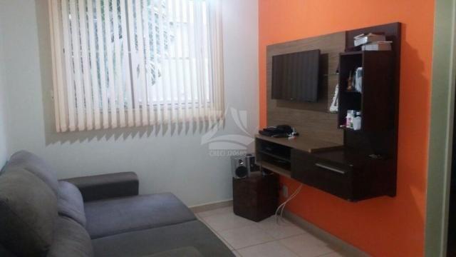 Apartamento à venda com 2 dormitórios em Parque recanto lagoinha, Ribeirão preto cod:58698 - Foto 5