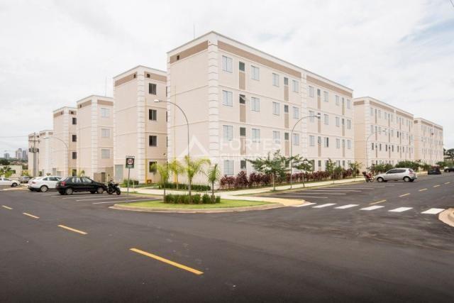 Apartamento à venda com 2 dormitórios em Residencial jequitibá, Ribeirão preto cod:58829