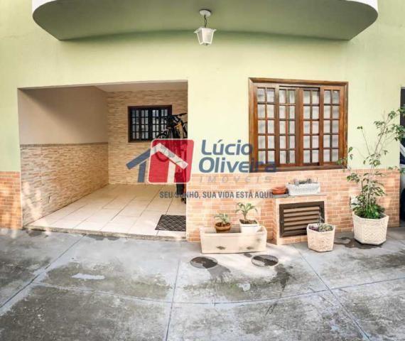 Casa de condomínio à venda com 2 dormitórios em Braz de pina, Rio de janeiro cod:VPCN20026 - Foto 3