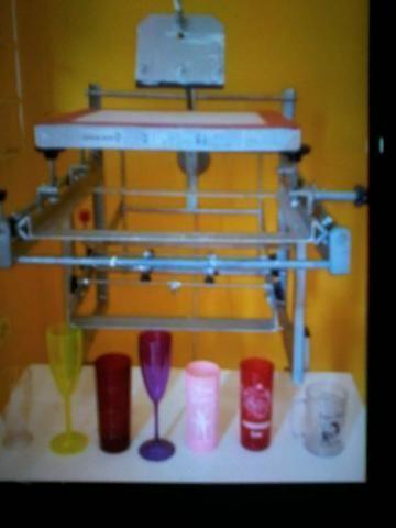 Máquina estampar copos (novinha) - Foto 2