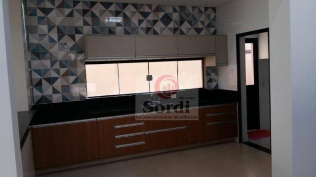 Sobrado com 3 suítes à venda, 205 m² por r$ 890.000 - condomínio buona vita - ribeirão pre - Foto 9