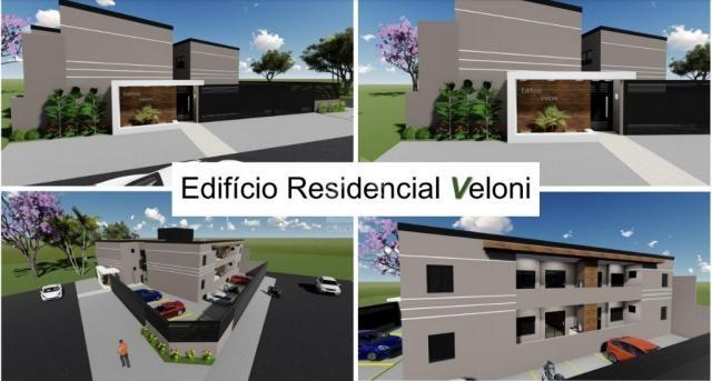 Apartamento à venda com 2 dormitórios em Parque dos bandeirantes, Ribeirão preto cod:58712
