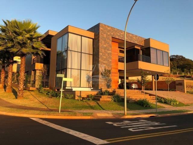 Casa de condomínio à venda com 5 dormitórios em Alphaville, Ribeirão preto cod:43924 - Foto 2