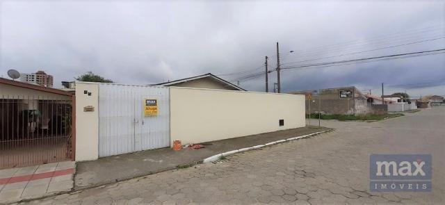 Casa para alugar com 2 dormitórios em Cordeiros, Itajaí cod:6825