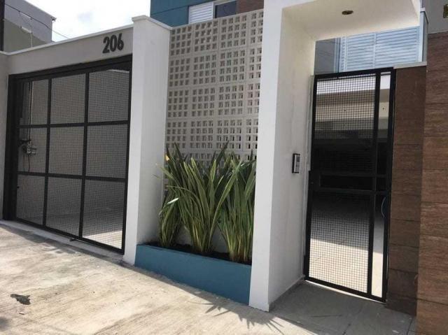 Apartamento à venda com 3 dormitórios em Parque das nações, Santo andré cod:63265