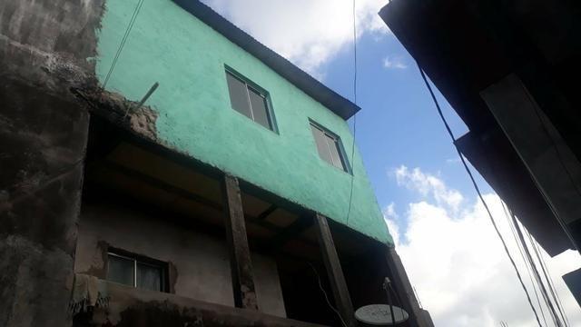 Casa em cajazeiras 3 1 e 2 andar 140 metros