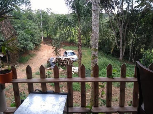 Terreno 400 m2 com casa no Bairro Ressaca. 8 Km do centro de Embu Das Artes - Foto 14
