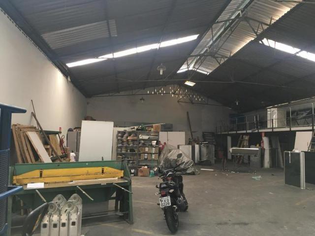 Galpão/depósito/armazém à venda em Caiçaras, Belo horizonte cod:65710 - Foto 8