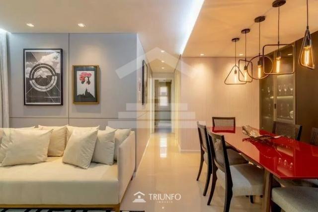 (HN) TR 12109 - Apartamento novo no Cocó com 92m² - 3 suítes - Fino Acabamento