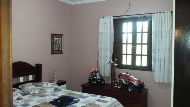 No Caputera - Chácara 2040 m² - toda murada- ótima casa - IPTU em dia - Foto 13