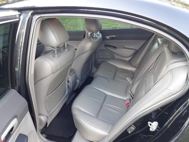 Honda Civic LXS 1.8 Flex Automático 2009/2010 - Foto 15