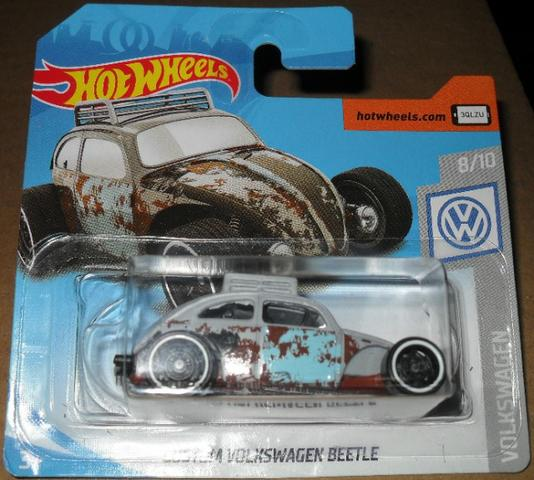 Miniatura fusca hotwheels -novo na embalagem - Foto 5