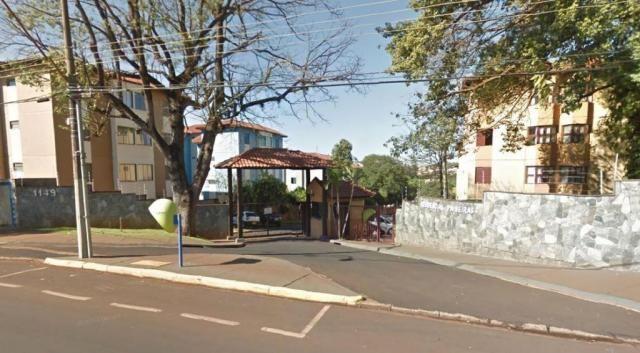 Apartamento com 1 dormitório à venda, 40 m² por r$ 140.000,00 - vila tibério - ribeirão pr