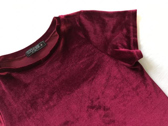 Blusas Camisetas Veludo - Foto 3