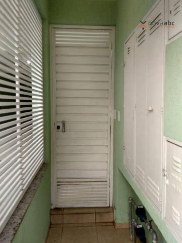 Apartamento com 2 dormitórios para alugar, 56 m² por R$ 1.100,00/mês - Parque Oratório - S - Foto 2