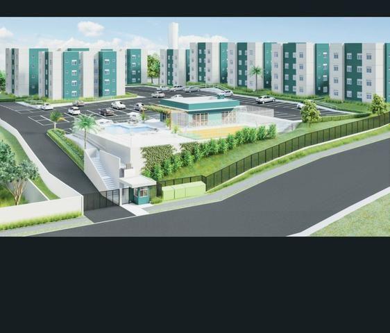 Apartamento 70 mil + financiamento - Foto 4