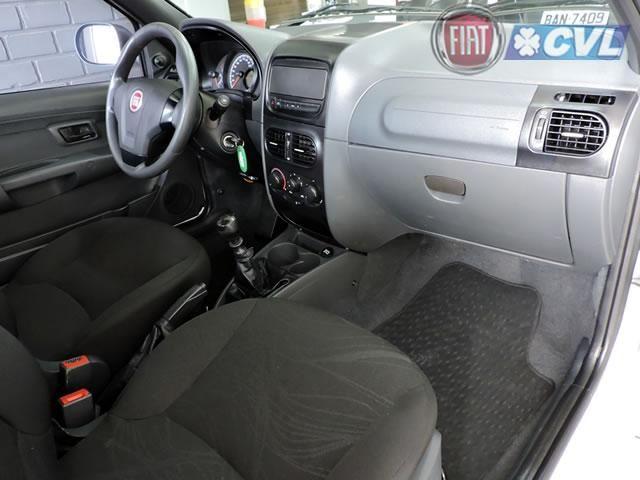 Fiat Strada Hard Working 1.4 (Flex) 2019 - Foto 5