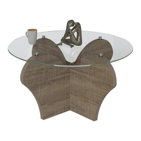 Mesa de centro modelo florata