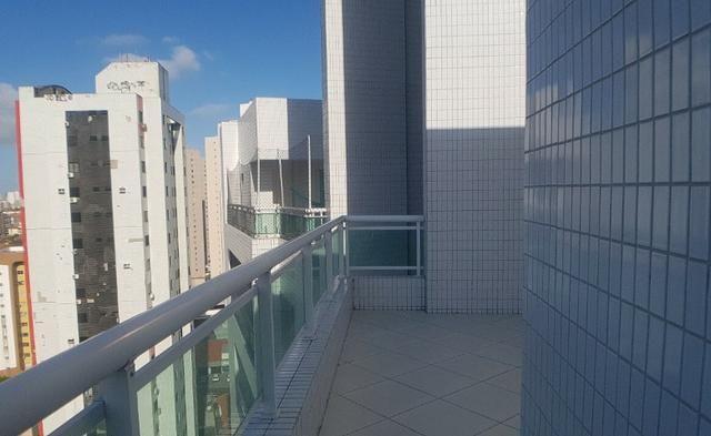 (HN) TR 29861 - Cobertura duplex nova no Bairro de Fátima com 166m² - 4 suítes - 3 vagas - Foto 6