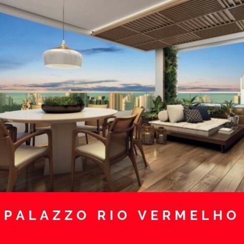 Pallazzo Rio Vermelho, 1/4 e 3/4 - entrega 12/2021 - Foto 2