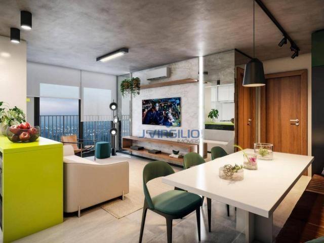 Apartamento com 2 quartos à venda, 75 m² por r$ - setor bueno - goiânia/go - Foto 5