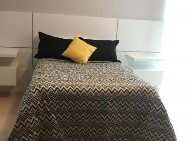 Apartamento 04 Suites _Piscinas _ Condomínio Fechado- Meia Praia - Foto 14