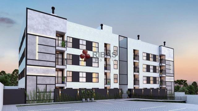 Apartamento à venda com 2 dormitórios em Boa vista, Curitiba cod:15427 - Foto 2