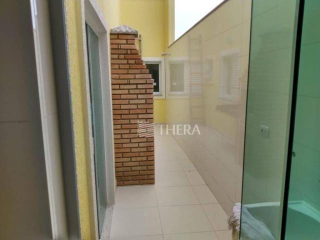 Apartamento com 3 dormitórios à venda, 96 m² por r$ 460.000,00 - campestre - santo andré/s - Foto 16