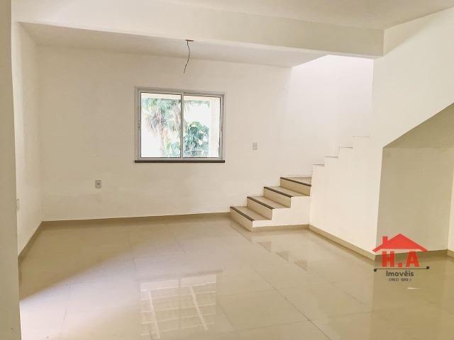 Casa com 5 suíts à venda, 214 m² por R$ 458.000 - Sapiranga - Fortaleza/CE - Foto 4