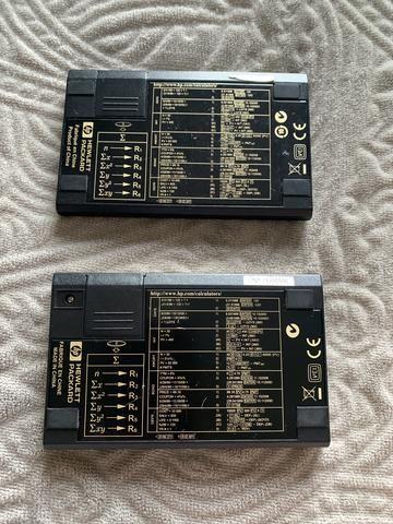 HP 12 C. 2 unidades calculadora - Foto 4
