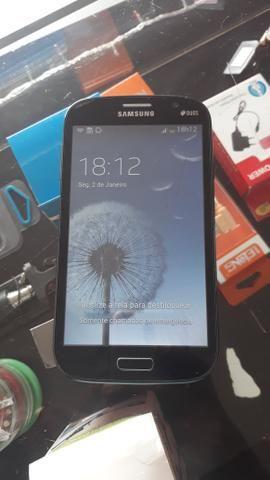Vendo celular Samsung gran Duos novo