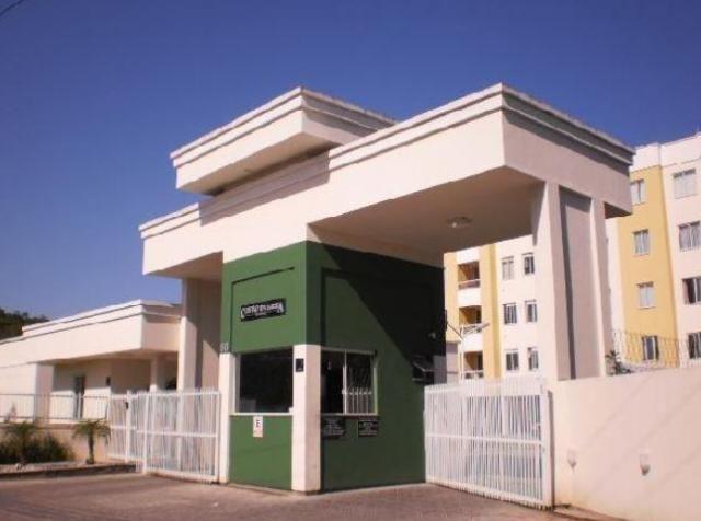 Apartamento com 2 dormitórios à venda, 53 m² por r$ 76.978 - barra do aririú - palhoça/sc