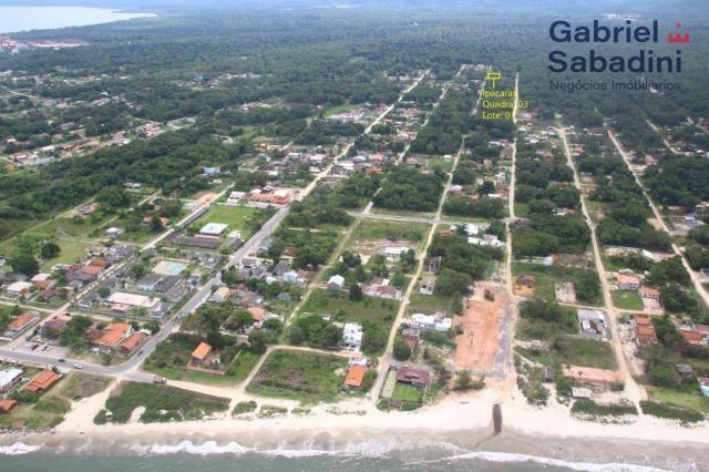 Terreno à venda, 325 m² por r$ 60.000,00 - praia dos veleiros - itapoá/sc - Foto 5