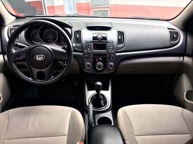 KIA Cerato 1.6 EX2 Sedan 2011 Preto - Foto 4