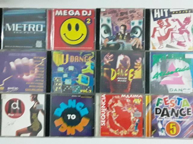 CDS de Dance anos 90 - Foto 4