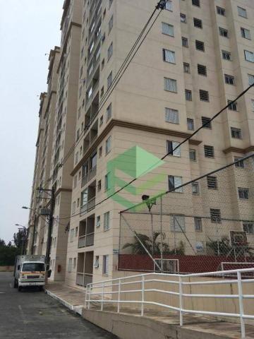 Apartamento com 2 dormitórios à venda, 46 m² por R$ 260.000 - Vila Gonçalves - São Bernard