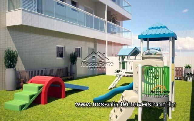 Lançamento Apartamento Alto Padrão no Canto do Forte em Praia Grande - Foto 9