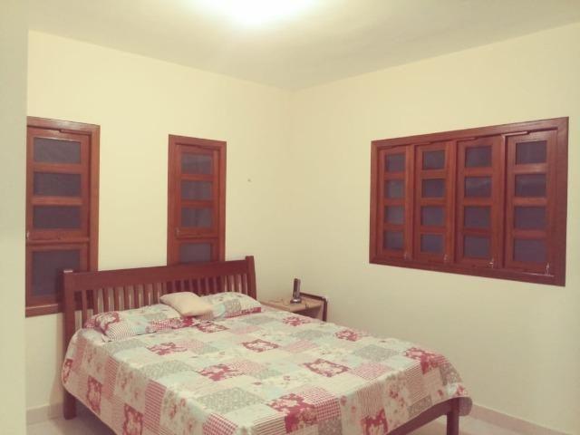 Linda casa no condomínio fazenda real 1 e 2, 3 quartos, suíte, excelente área de lazer - Foto 6