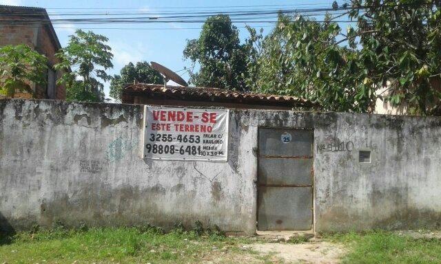 Terreno com uma casa barato