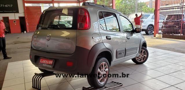 FIAT UNO 2011/2012 1.0 EVO WAY 8V FLEX 4P MANUAL - Foto 4