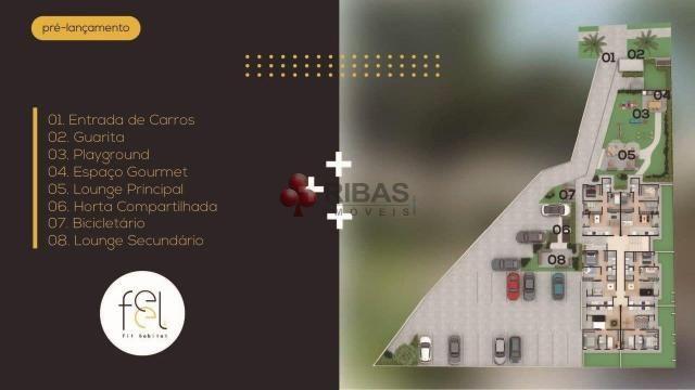 Apartamento à venda com 3 dormitórios em Tingui, Curitiba cod:15417 - Foto 12