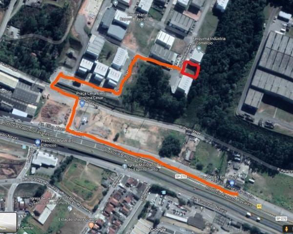 Loteamento/condomínio à venda em Centro, Vargem grande paulista cod:62115 - Foto 3