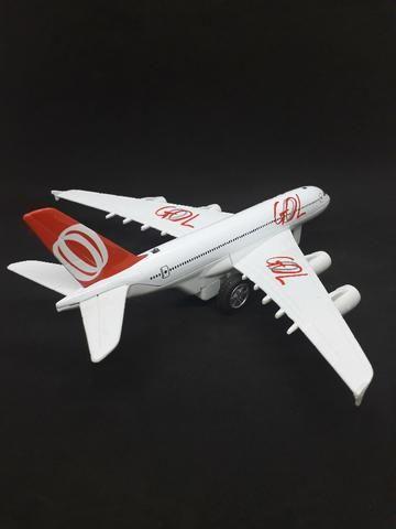 Miniatura Avião Gol