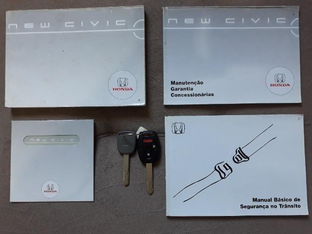Honda Civic LXS 1.8 Flex Automático 2009/2010 - Foto 16