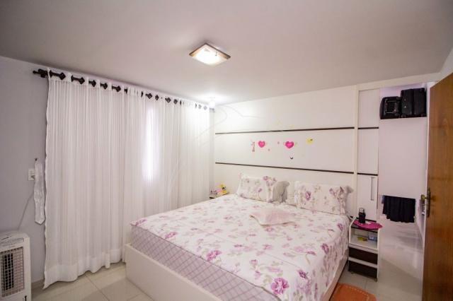 Qnm 10 - sobrado 4 quartos - casa de fundos - Foto 9