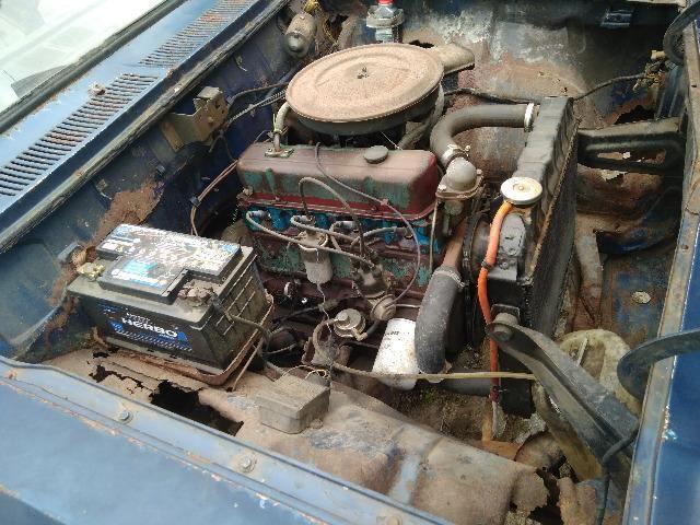 GM Chevrolet Caravan 79 4 cilindros gasolina - Foto 7