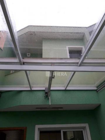 Sobrado com 3 dormitórios à venda, 137 m² por r$ 649.000,00 - vila helena - santo andré/sp - Foto 2