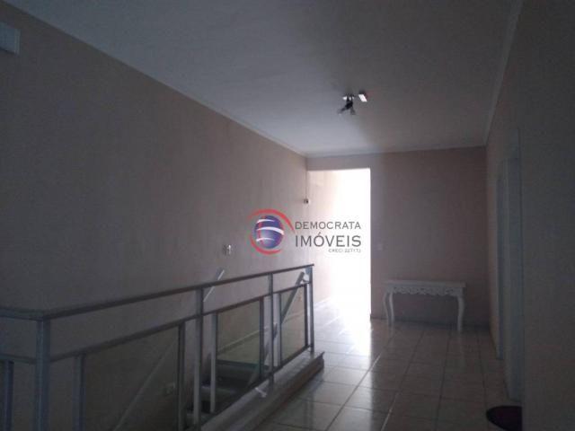 Sala à locação, v. alto de santo andré, santo andré - sa0281 - Foto 20