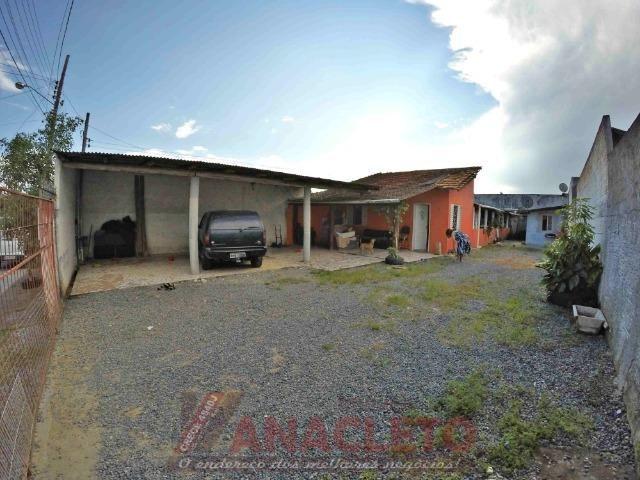 Casas c/ 2 quartos, terreno 360 m², rua asfaltada!!