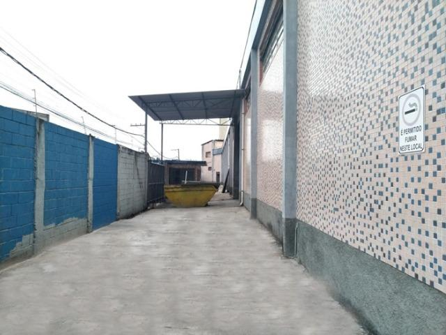 Galpão indurtial em reforma, 2.206 m², ter. 2.976 m², zup 1, Cumbica Guarulhos SP - Foto 12